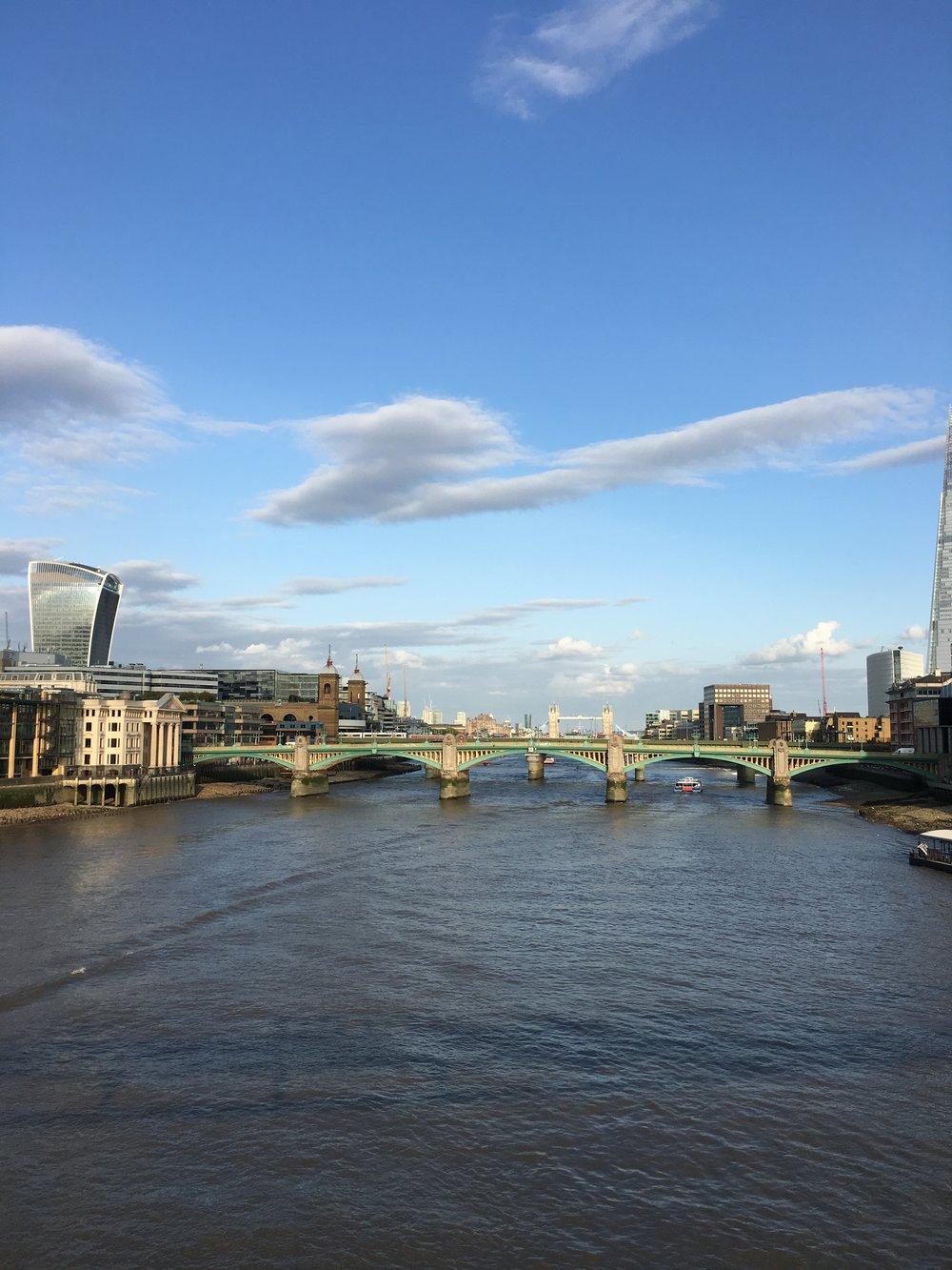 view-millenium-bridge