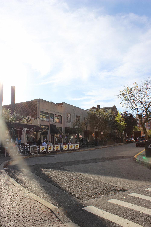 Small Town NJ: Montclair