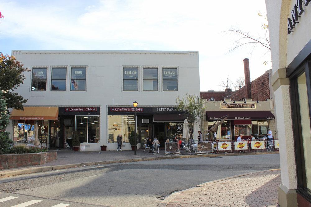 Small Town Montclair - Church Street