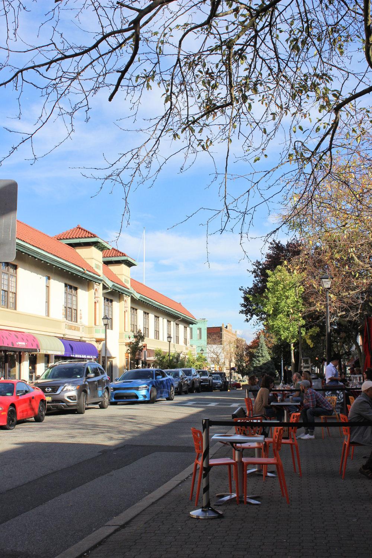Small Town NJ: Montclair - Church Street