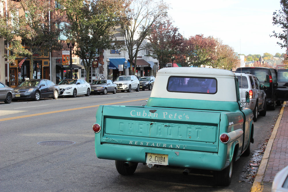 Small Town Montclair, NJ
