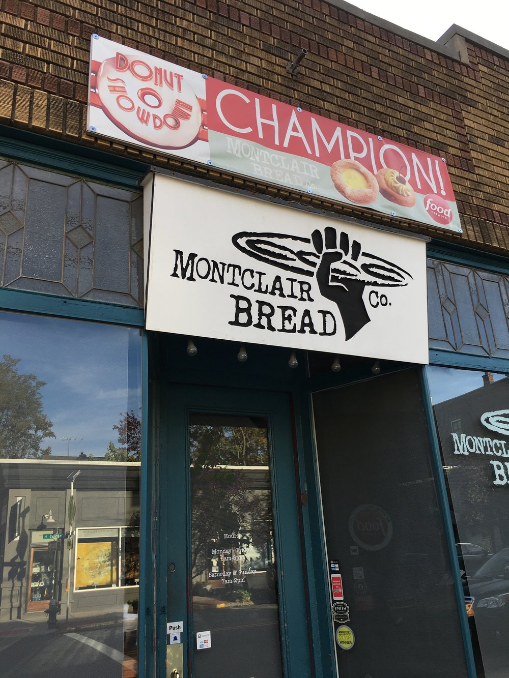 Small Town NJ: Montclair - Montclair Bread Co.