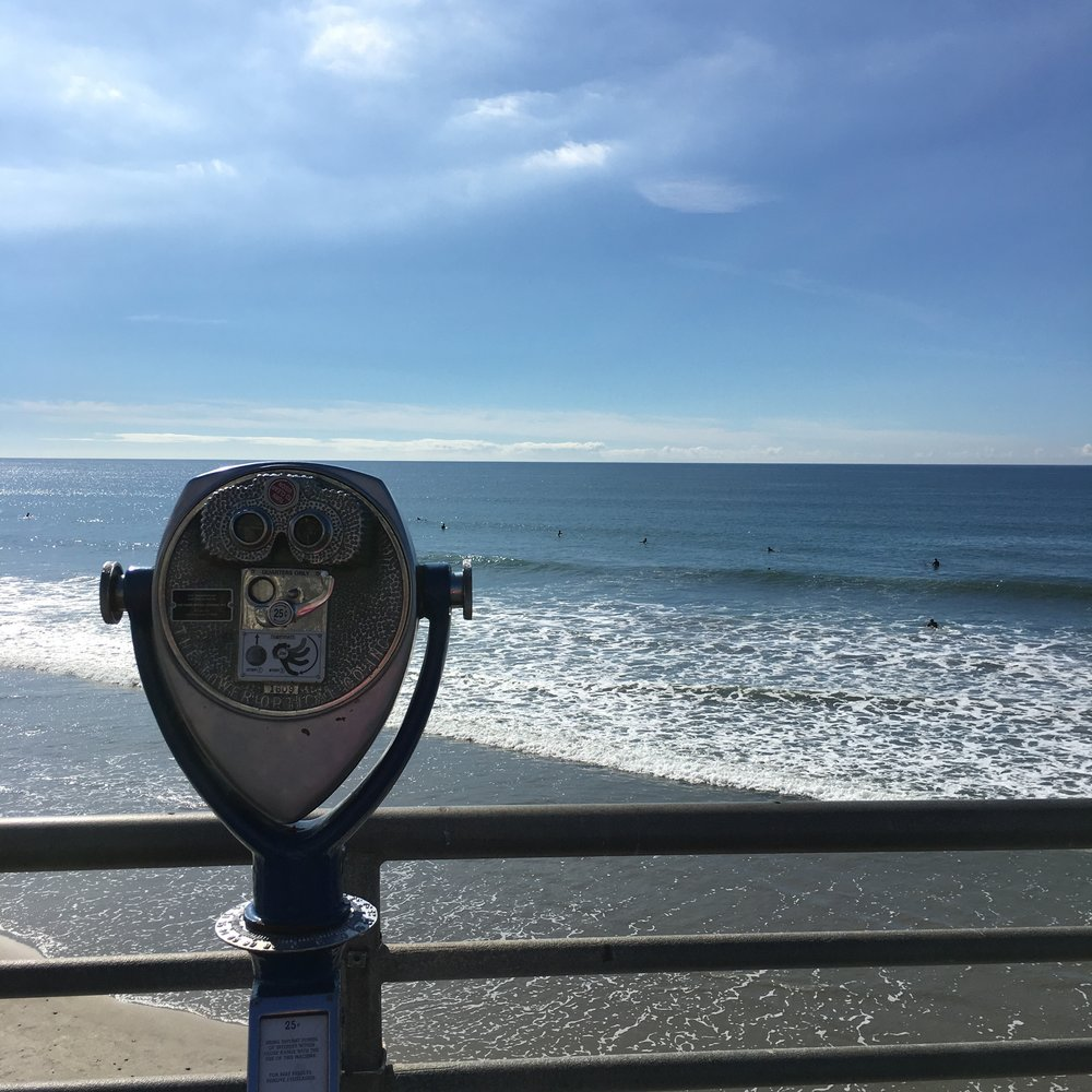 A Long Weekend in Oceanside and San Diego