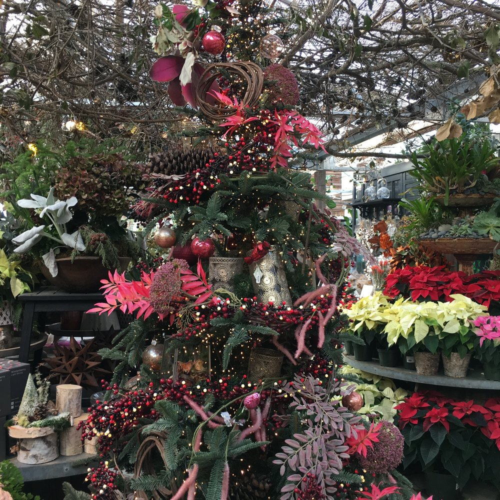 30 Holiday Things to Do - make a visit to Terrain in Glen Mills