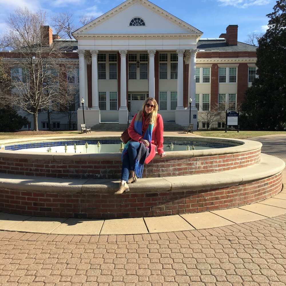How to Turn Your Dream into a Reality - the story of founding a local sorority in college