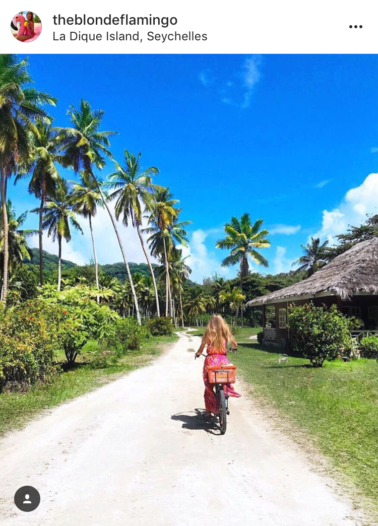 Fifteen Instagram Accounts to Inspire Wanderlust - wear she blossoms