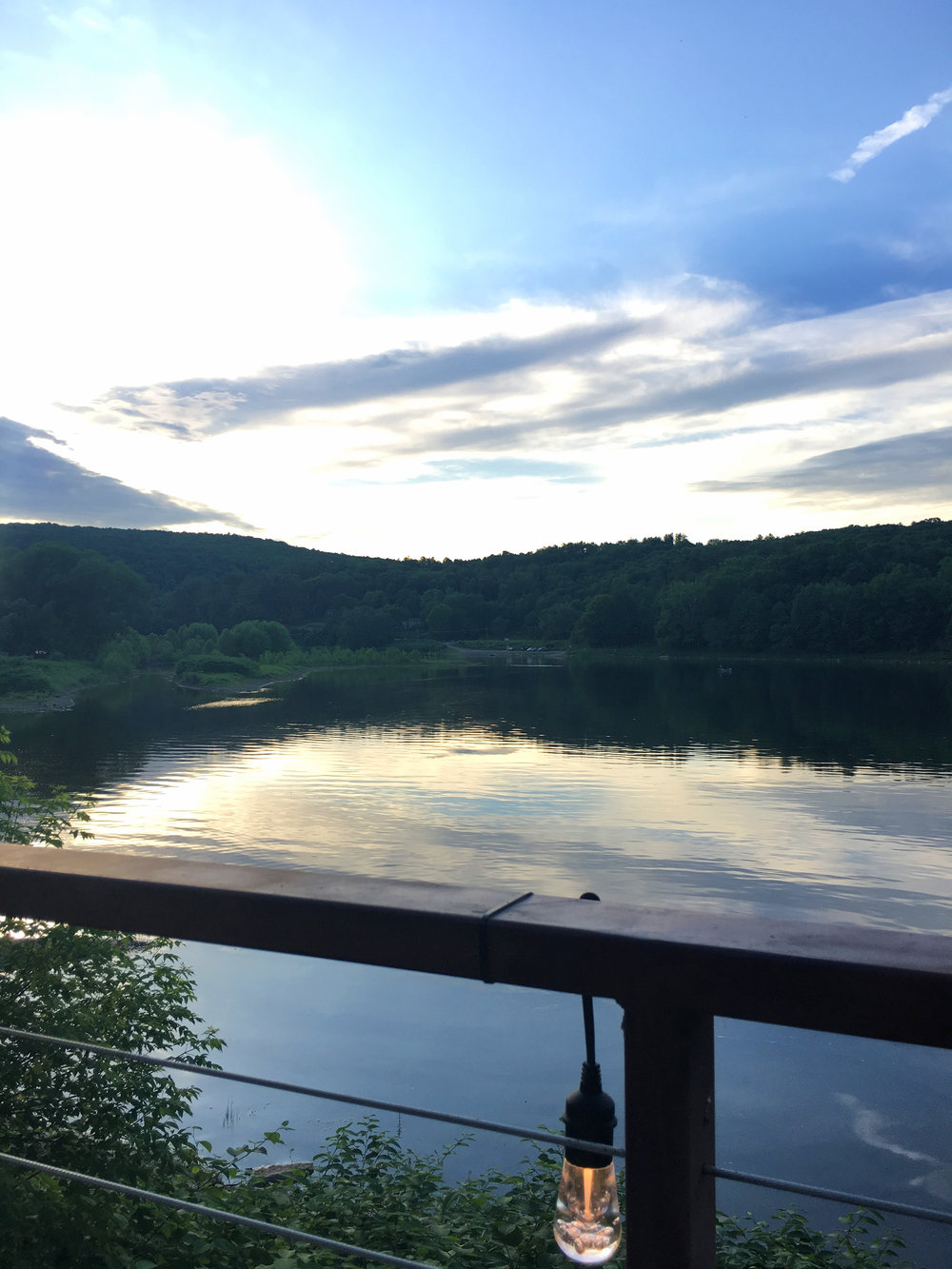 A Quick Weekend Getaway to the Catskills - wear she blossoms