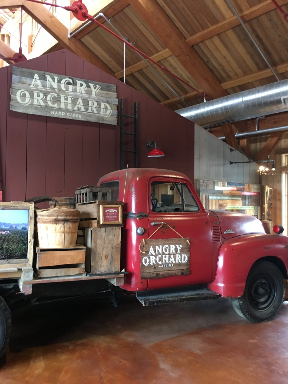 Angry Orchard in Walden, NY