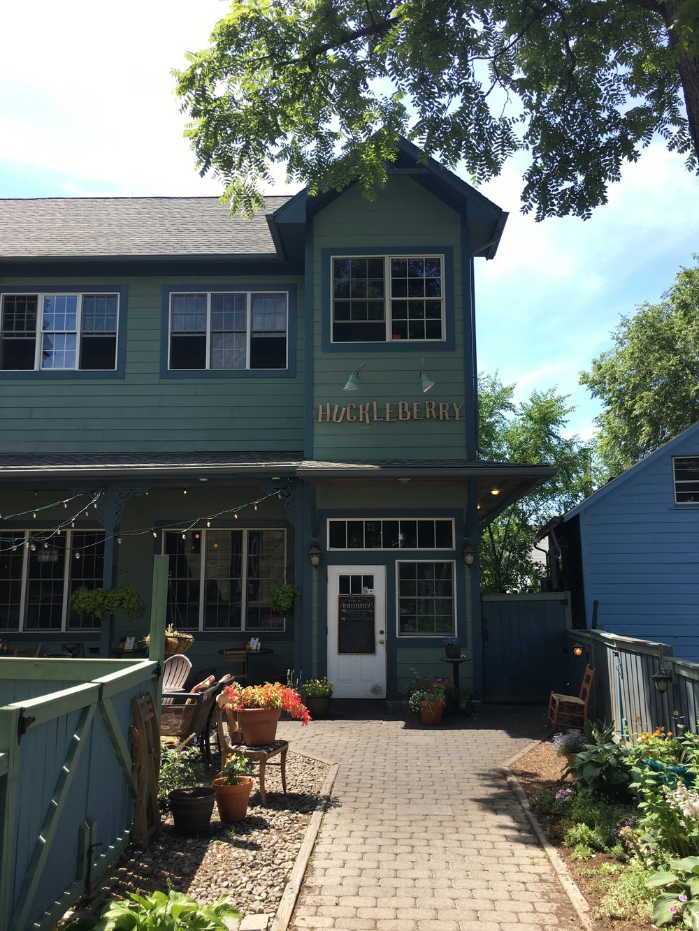 Huckleberry in New Paltz - What to See, Do, and Eat in Hudson, NY - wear she blossoms