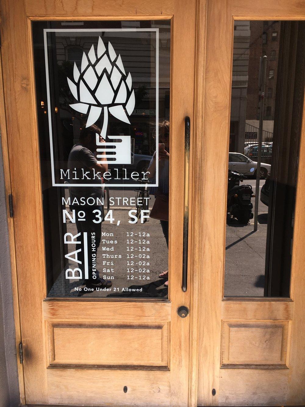 Mikkeller Bar, San Francisco