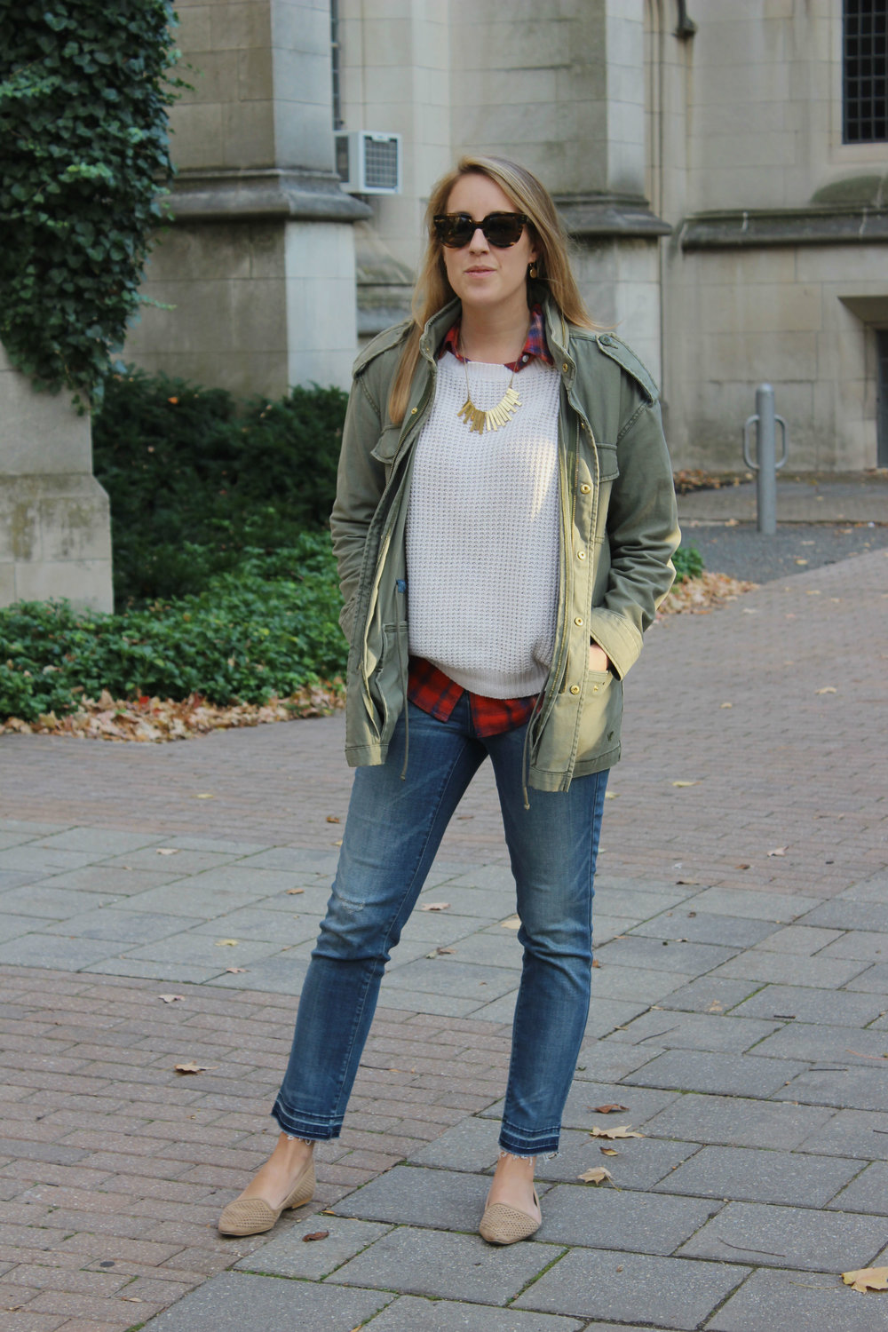 Four Favorite and Effortless Fall Looks That Always Win - wear she blossoms