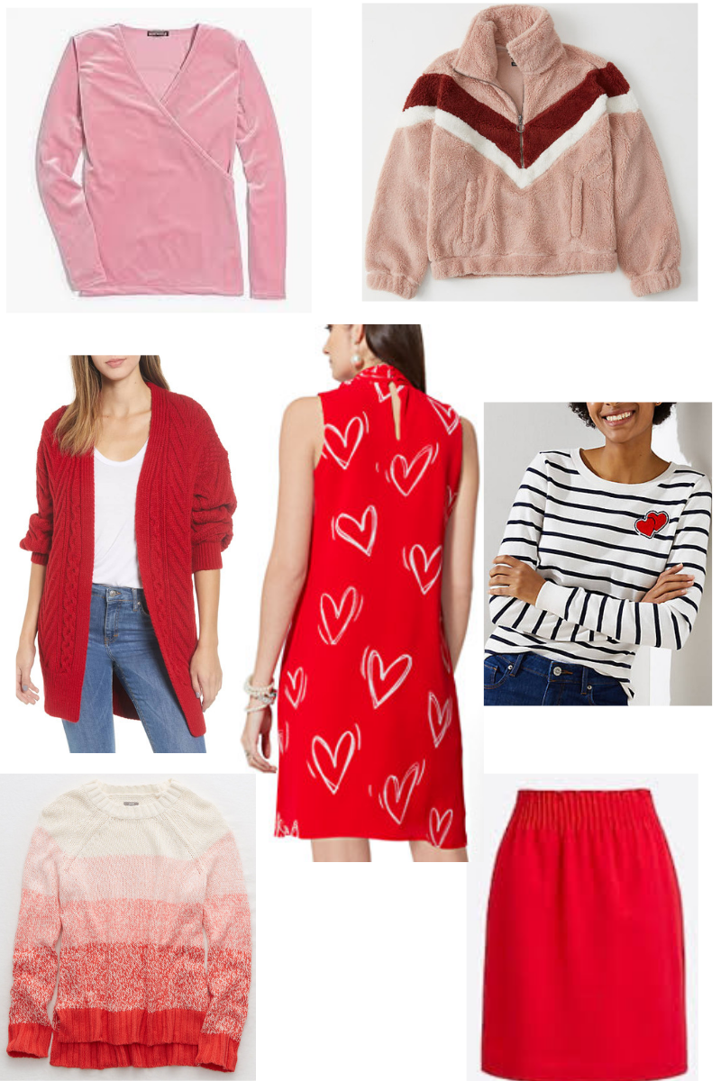 Shopping List: Valentine's Day Style - wear she blossoms