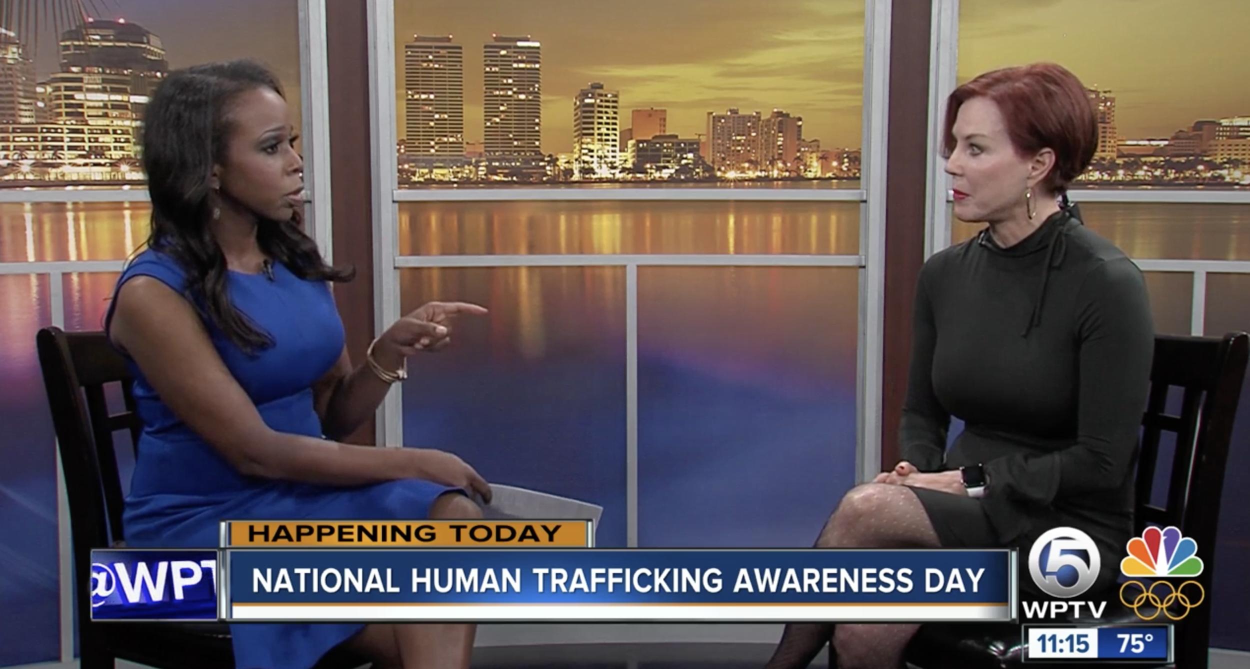 Press/Media — Catch the Wave of Hope — Abolish Human Trafficking