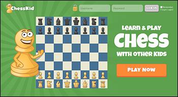 ChessKid.com Homepage