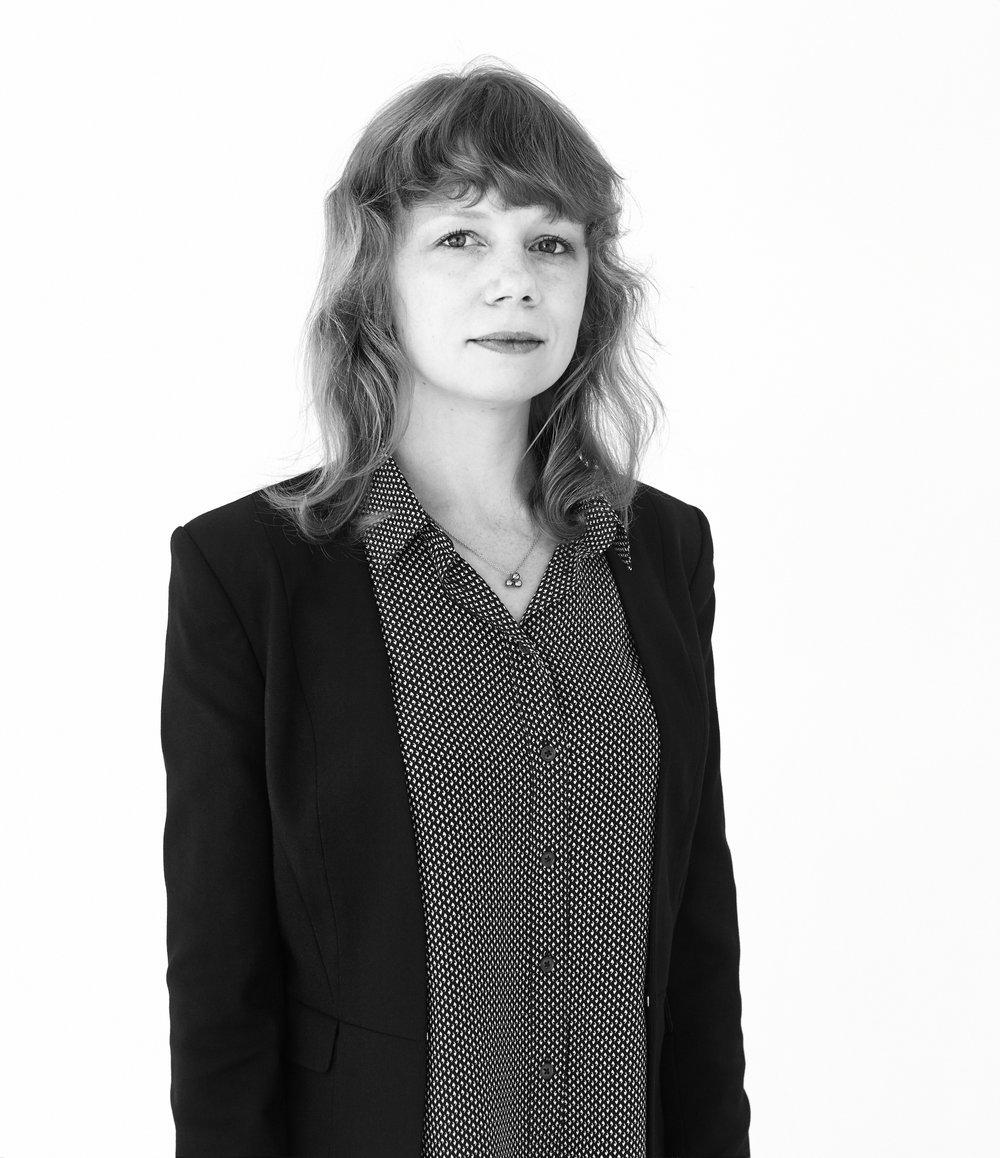 Natalie Bell, Associate Curator, New Museum, New York.