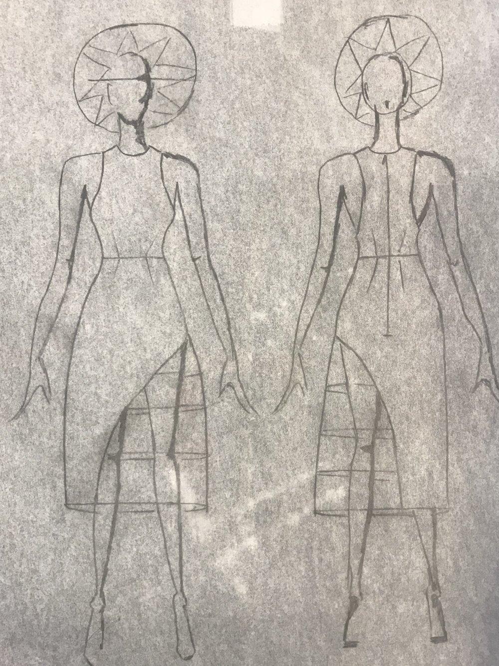 Initial Sketch