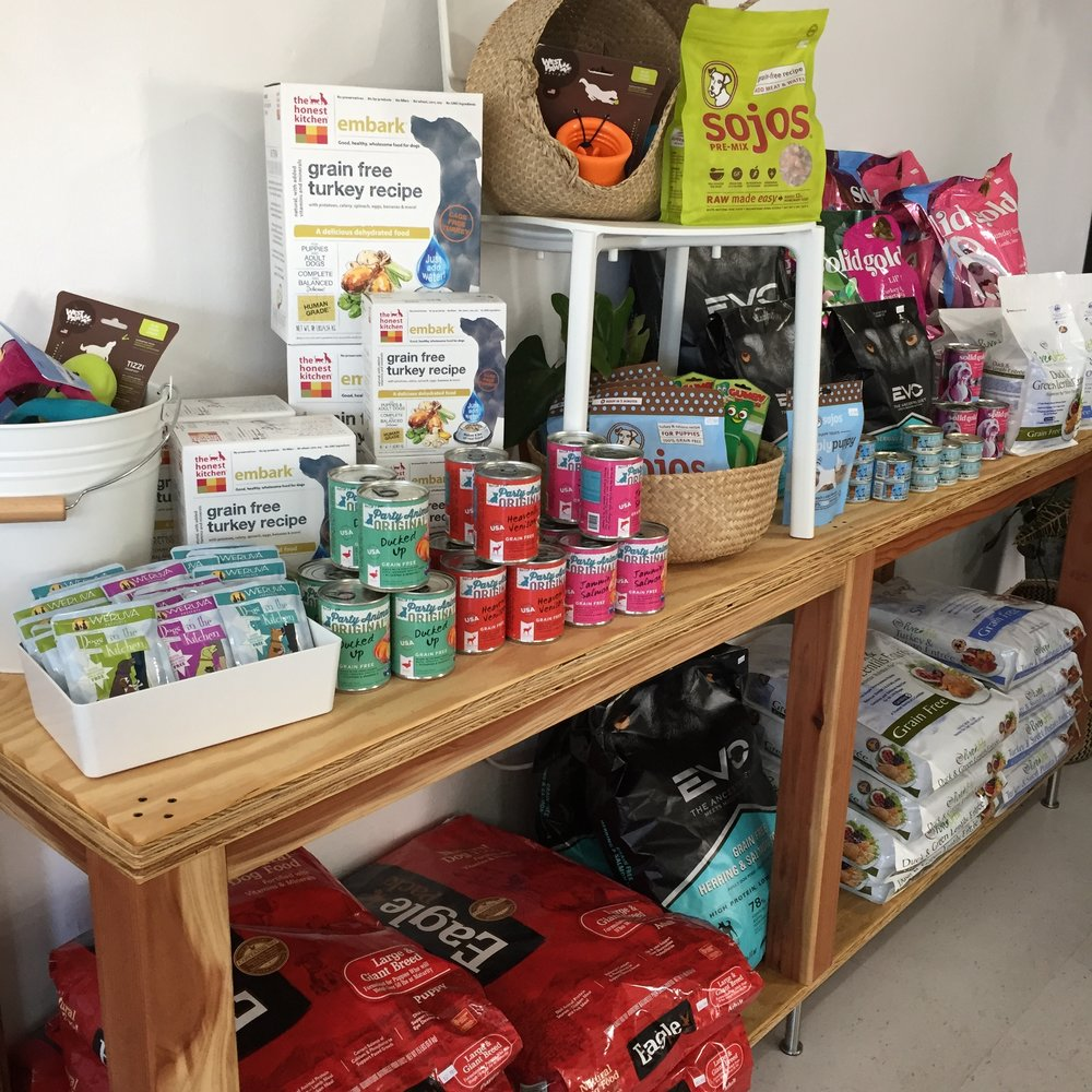 Holistic, Natural Pet Food & Treats for your Furbabies!
