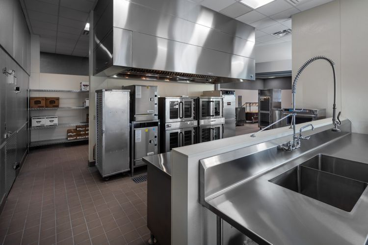 Food Service Renovations