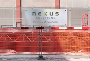 Facilities Construction with Nexus
