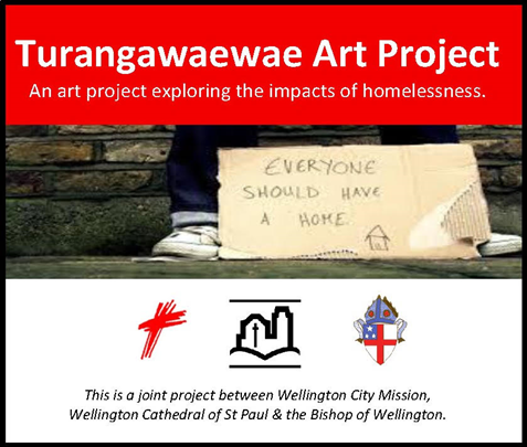 Turangawaewae Art Project  - link to the Wellington Diocesean movement online news website