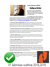 Download 2pg PDF - Seminar Offerings list
