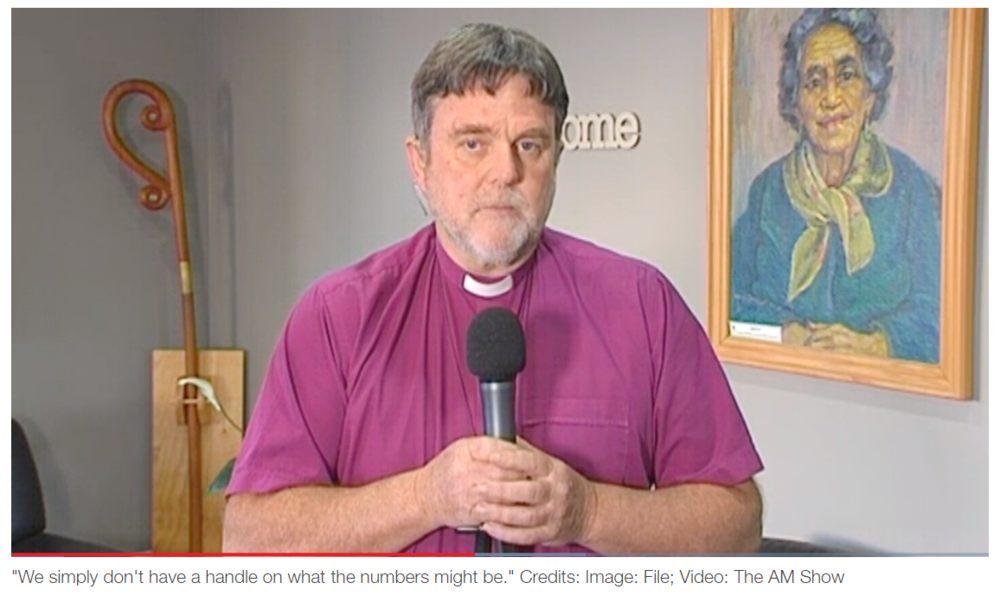 Abp Philip Richardson - on the AM show