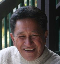 Rev Canon George Ehau
