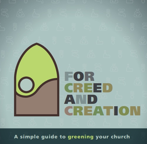 For creed and creation - green your church — anglican