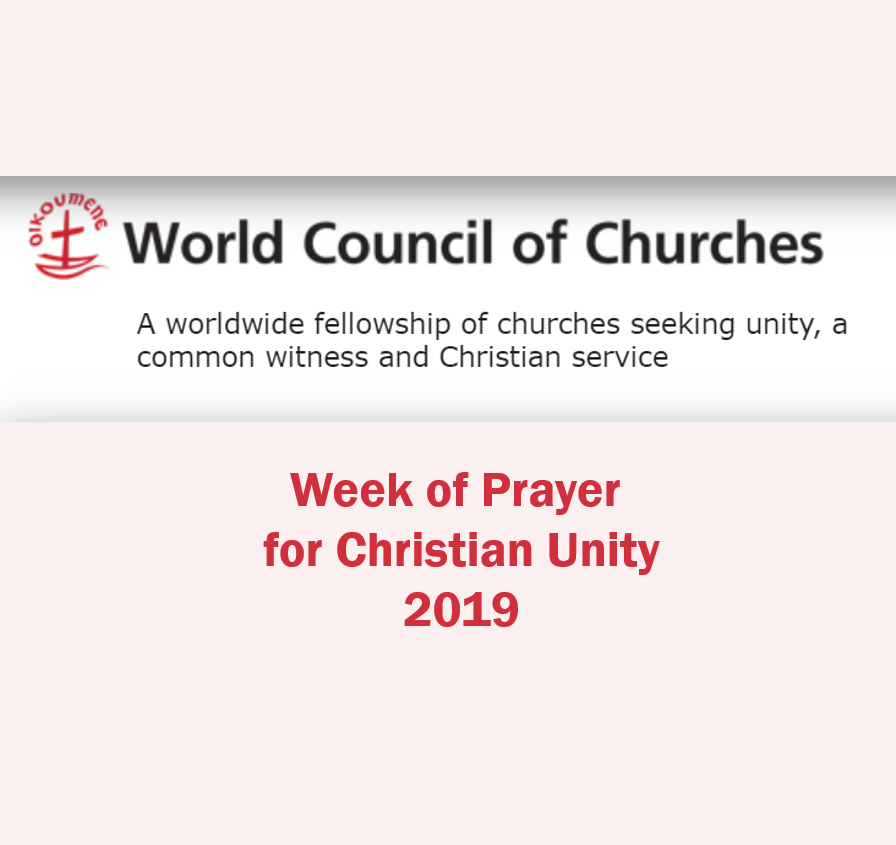 Week of Prayer for Christian Unity — anglican resources for