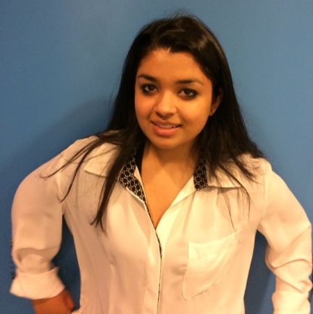 Laila Tariq attends  Vaughn College  for Aircraft Operations and Air Traffic Control. She is from New York City, and will graduate in 2020. She is currently a Money Mentor at NextGenVest.