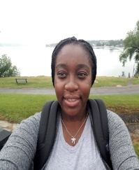 Lesley Ofori, Bayside High School Student