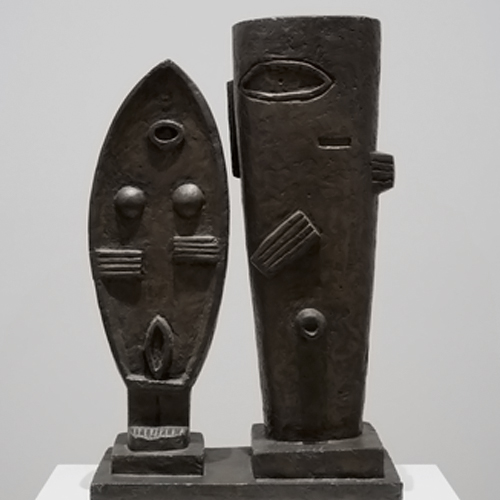 The Couple  by Alberto Giacometti