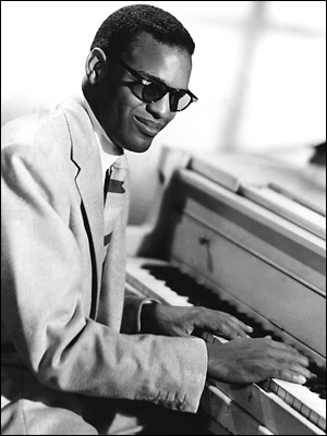 Ray Charles began in r&b but crossed-over into c&w later in his career.