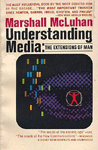 """It was media scholar Marshall McLuhan who in the mid-60s predicted a """"re-tribalized"""" society due to the effects of electronic media."""
