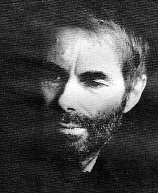 G. Spencer Brown, aka James Keys, in 1973