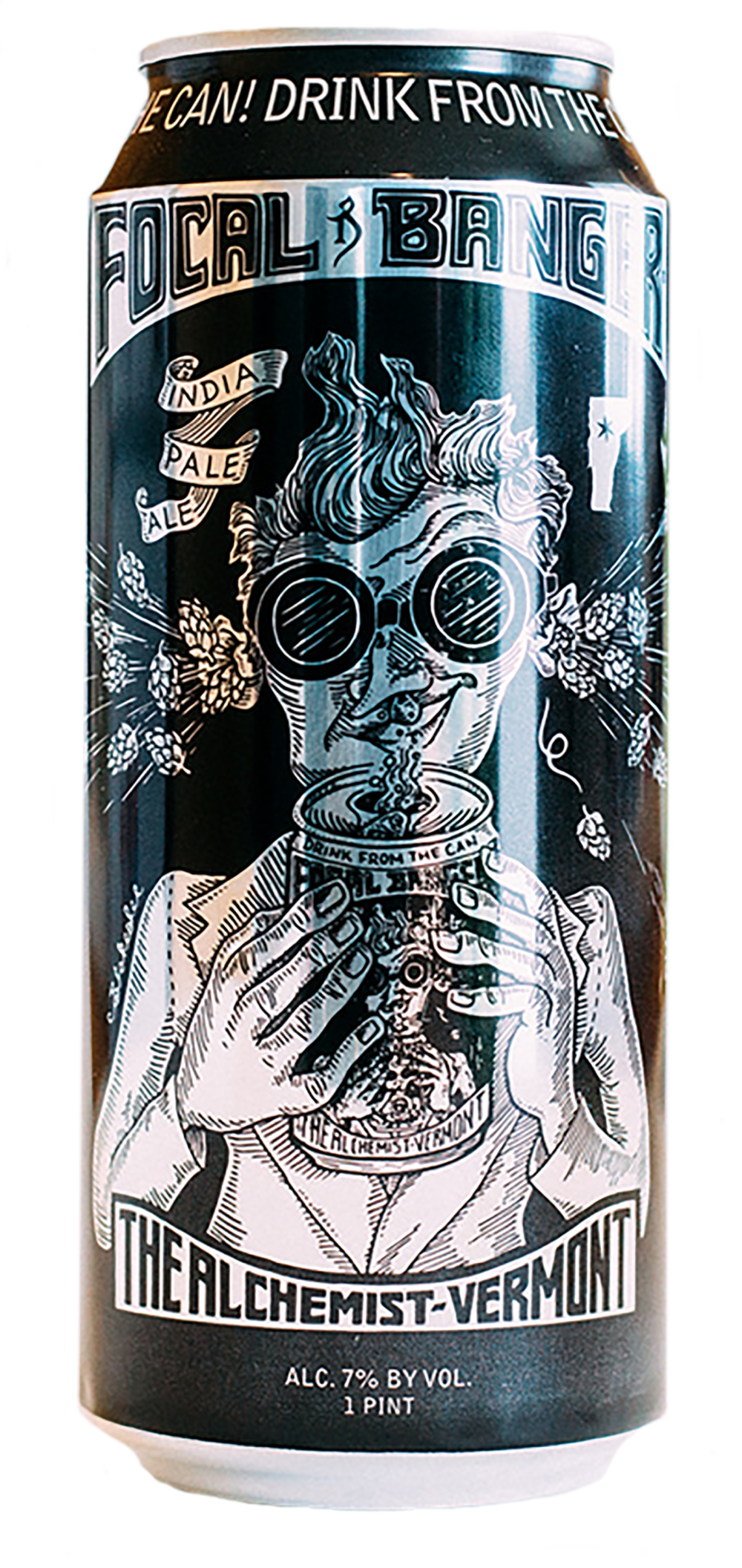 Focal Banger: American IPA 7% ABV - Tried the Heady Topper and thought it was far too strong for you? It's like the Alchemist knew and answered our prayers. Focal Banger is the newer of the two brews. I find this one far lighter and still as delicious.
