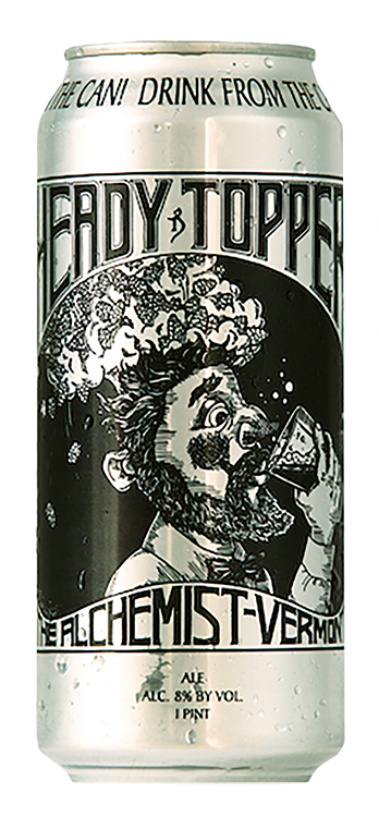 Heady Topper: American Double IPA 8% ABV - This meal of a double IPA is not for the faint of heart. Though I'm not one for hoppy beers, and trust me it is quite hoppy, it's my personal favorite IPA. It's quite filling, and is on the higher end of the ABV spectrum, so many people max out after one. If you're looking to bring a quality craft brew to a get together and are willing to share with friends, than a Heady is a great option.
