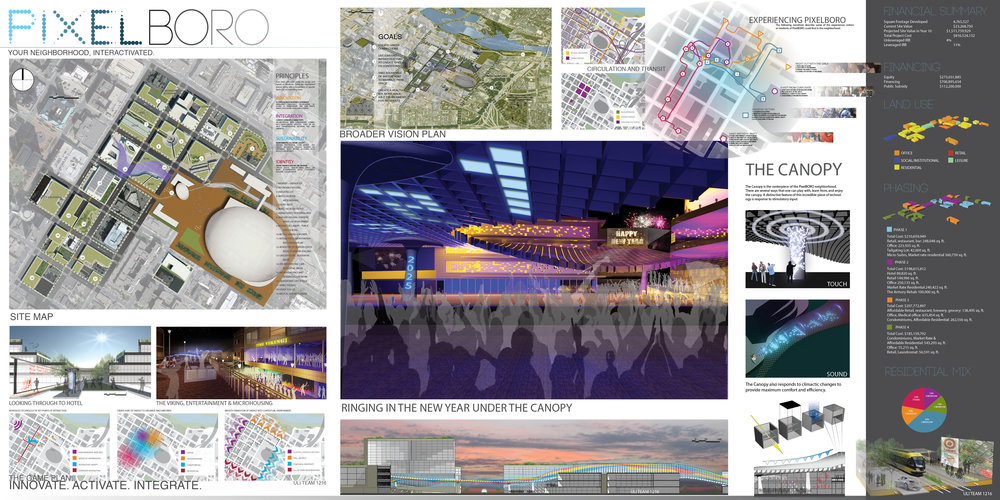 urban design contest board   click to view