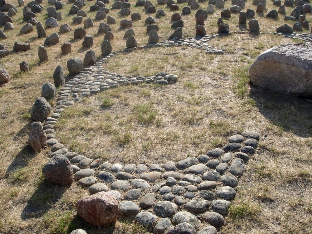 Create or Dedicate a Legacy Labyrinth -
