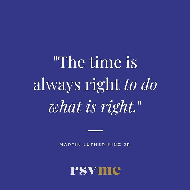 Today we honor the great #martinlutherkingjr . Enjoy your long weekend!