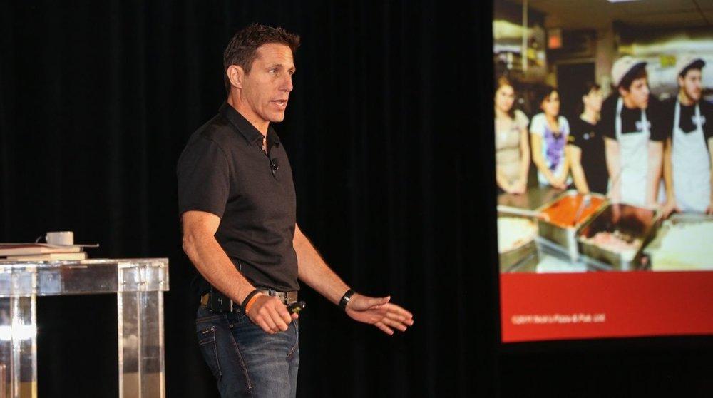 Speaker and Author Nick Sarillo