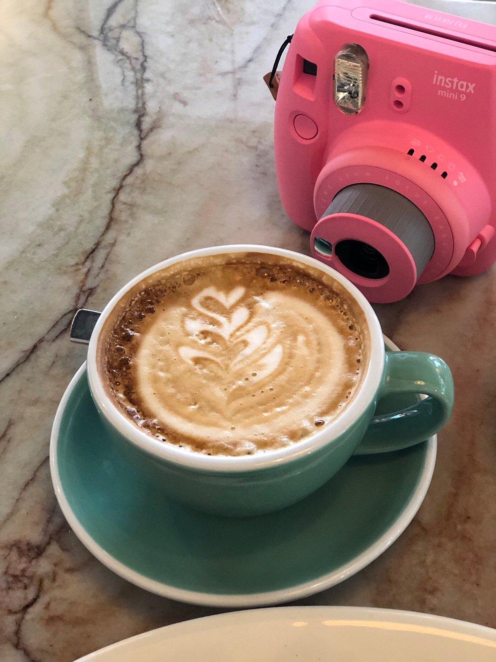 Cafe au lait, OTL - Miami, FL