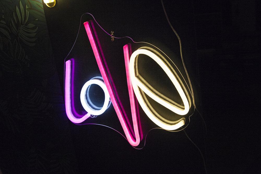 Neon Poodle