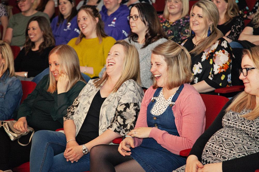 Anna's fans in Norwich