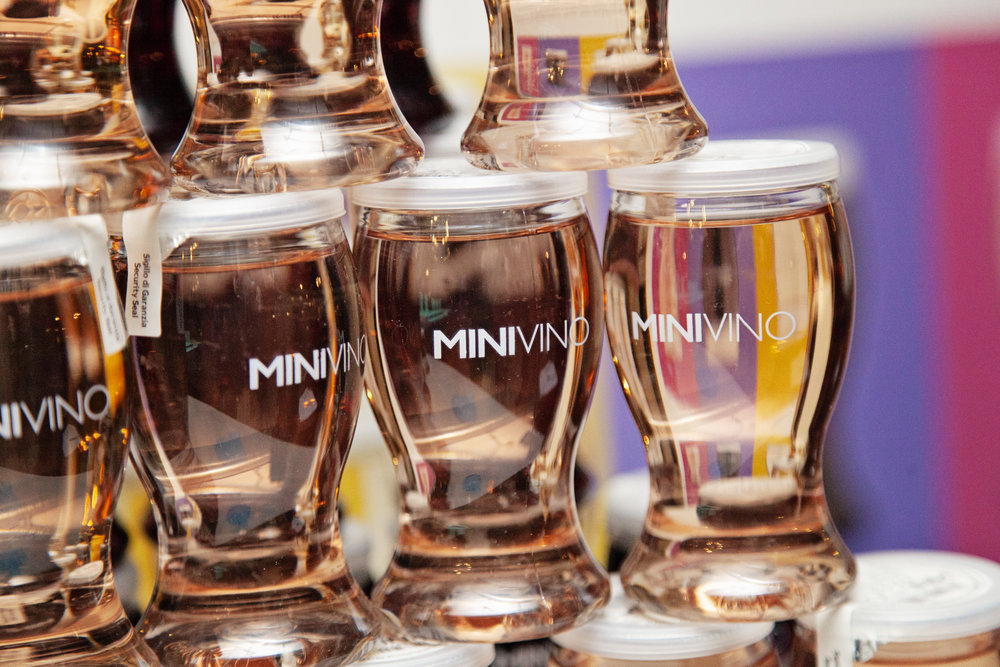 Thank you to our co-sponsors    Minivino Wines