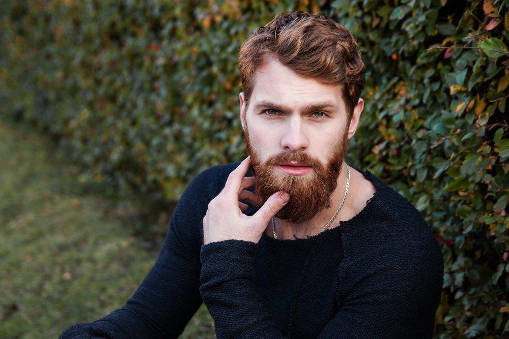 Men's Hair & Beard Trims