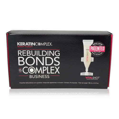 KERATIN COMPLEX  Repair Therapy Vital Shot