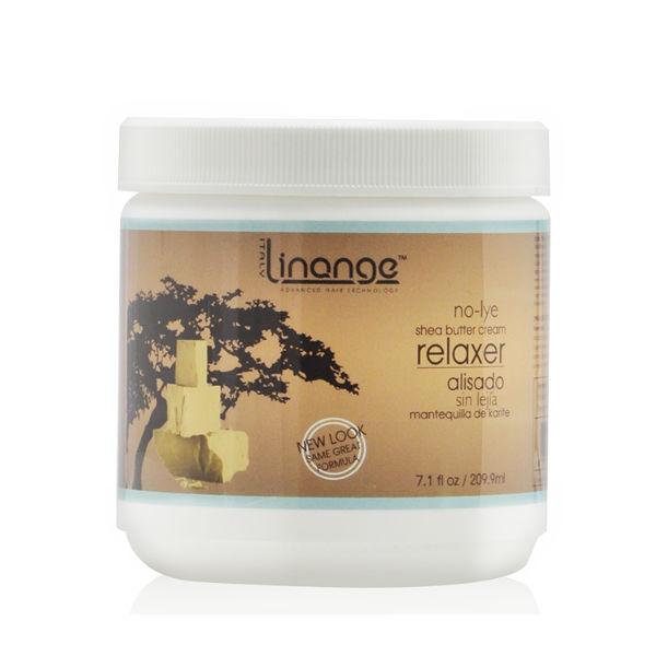 LINANGE  Shea Butter Cream Relaxer