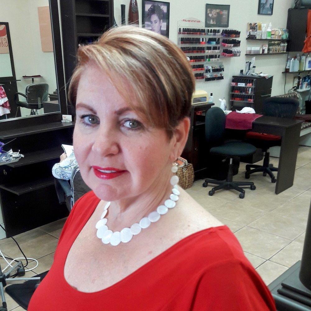 Cici - SPECIALTIES INCLUDE:Manicures & PedicuresSkin CareHair CutsWaxing
