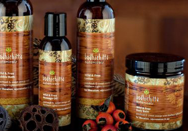 Bodhichita Botanicals Logo/Branding/Packaging Design